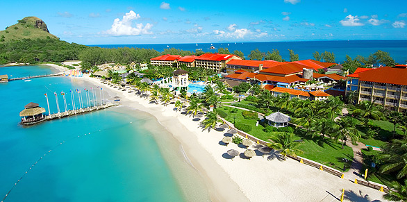 Sandals Grande St Lucian Spa And Beach Resort Simply