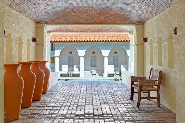 Courtyard Villa Suite