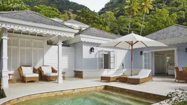 Two Bedroom Superior Luxury Cottage