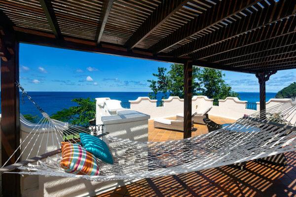1 Bedroom Ocean View Villa Suite plus pool + roof terrace