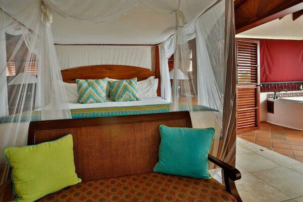 Oceanview Suite With Hottub
