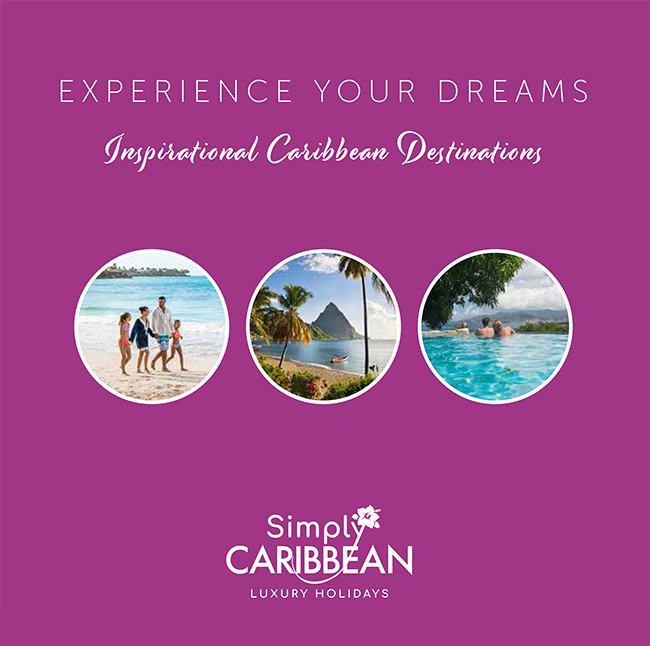 Simply Caribbean Holidays Brochure Cover